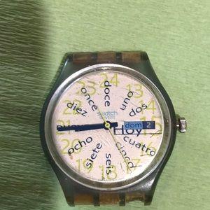 Rare Swatch Watch